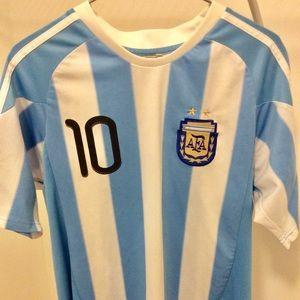 Other - Argentina Lionel Messi Soccer Jersey Men's sz. L